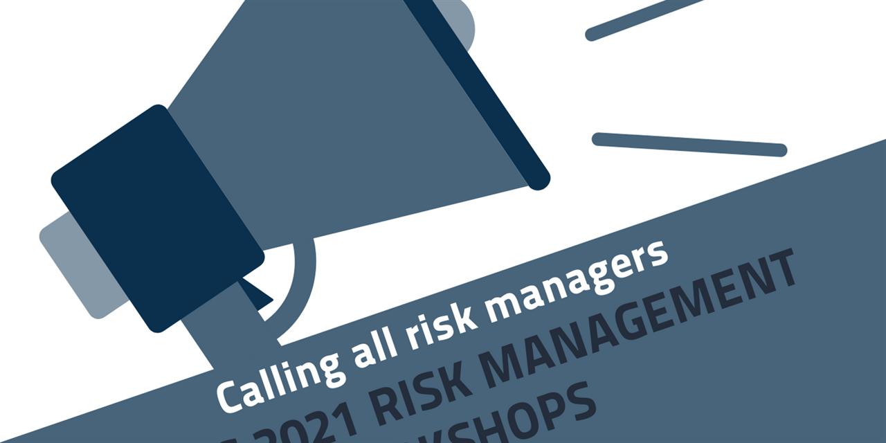 Risk manager session Event Logo
