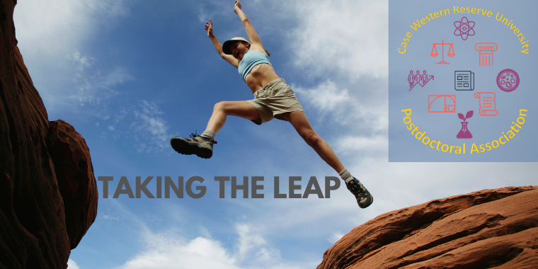 Taking the Leap: Exploring Post-Academic Opportunities Beyond Your PhD Event Logo