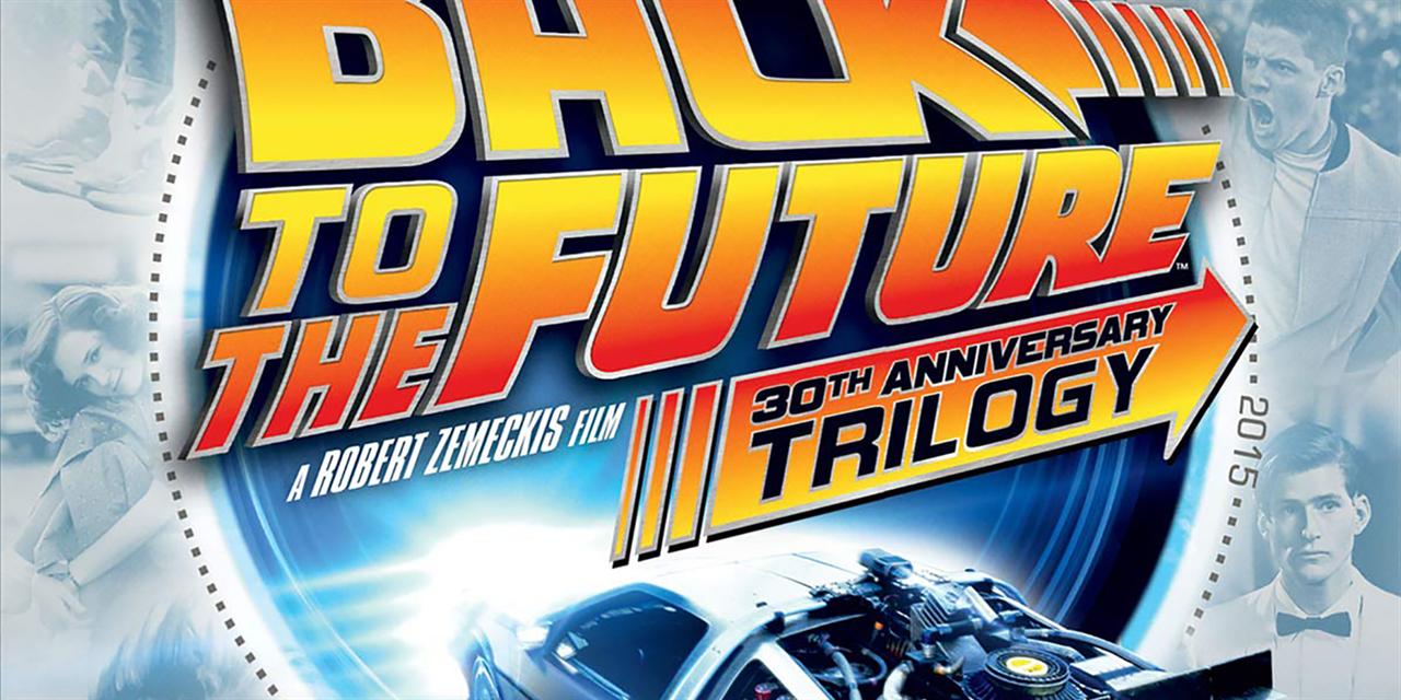Back to the Future Trilogy - The Movie Marathon (1985-1990) Event Logo