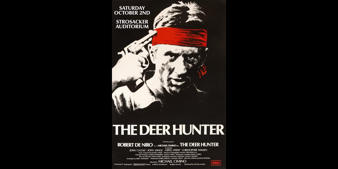The Deer Hunter (1978) Event Logo