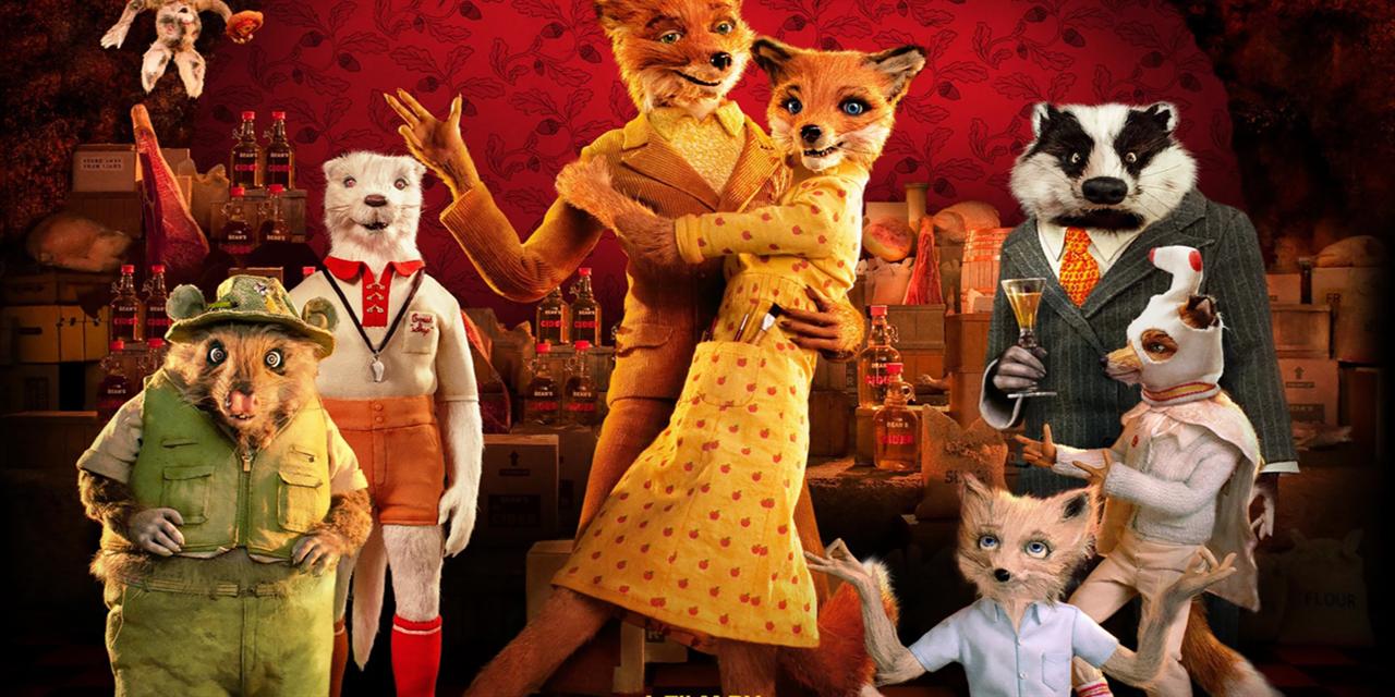 Fantastic Mr. Fox (2009) Event Logo