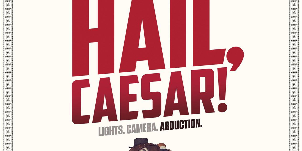 Hail, Caesar! (2016) Event Logo