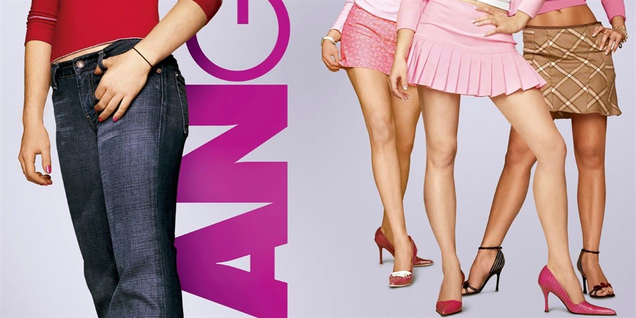 Mean Girls (2004) Event Logo