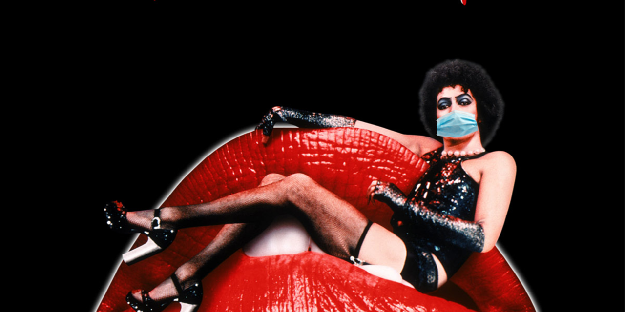 The Rocky Horror Picture Show (1975) Event Logo