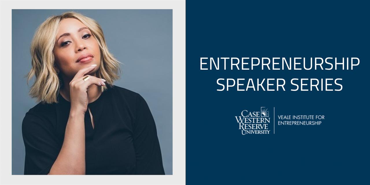 Bridging the Wealth Inequality Gap Through Entrepreneurship: Emma Willis, Chief Operating Officer, Venture Noire Event Logo