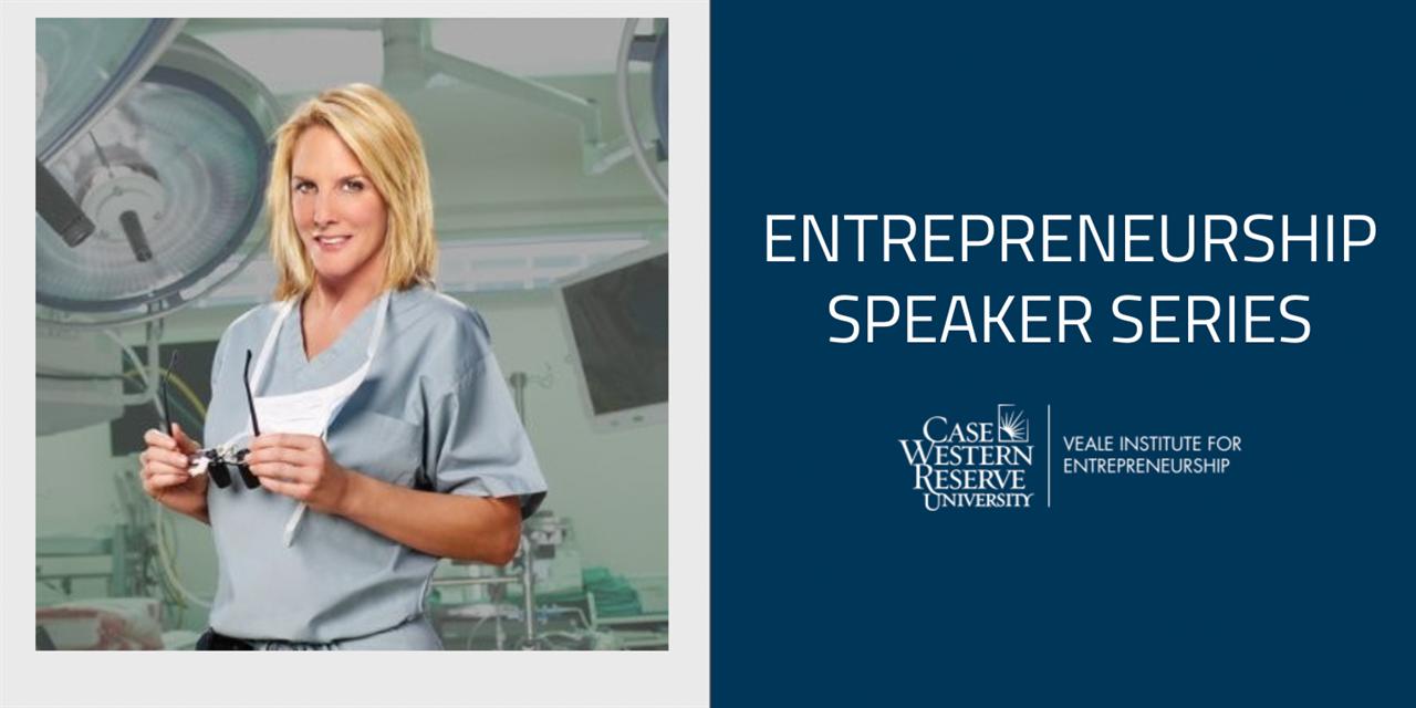 Founding a Non-Invasive Medical Device Company: Kathy Magliato, Co-Founder, Cordex Systems LLC Event Logo