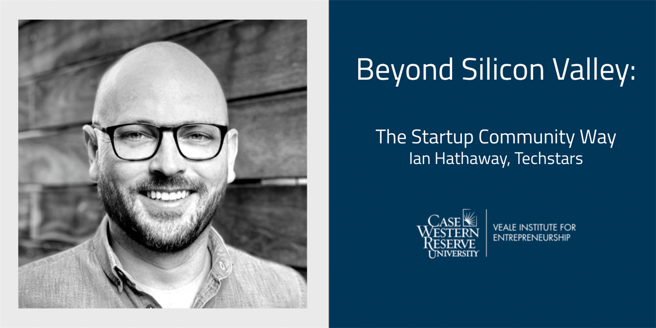 Beyond Silicon Valley: The Startup Community Way (Ian Hathaway, Techstars) Event Logo
