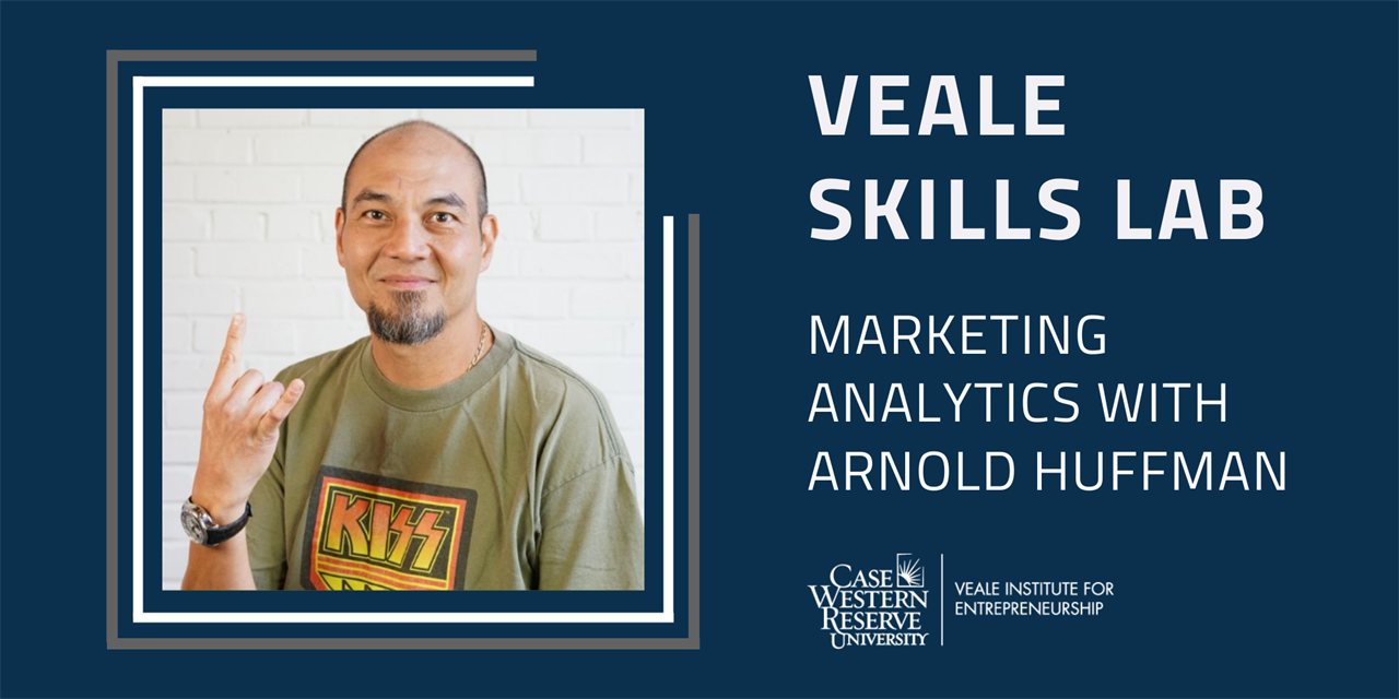Marketing Analytics   Veale Skills Lab Event Logo