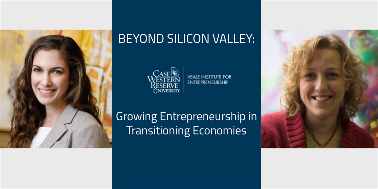 Beyond Silicon Valley: Role of Philanthropy in Entrepreneurship Event Logo