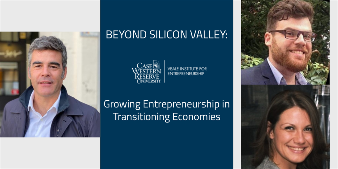 Beyond Silicon Valley: Venture Capital Event Logo