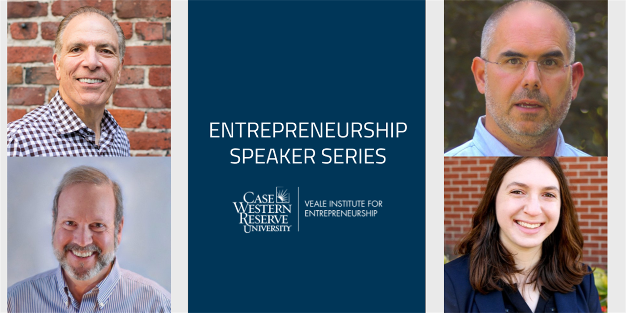The Entrepreneur's Journey: A Conversation with Ham Lord, Joe Mandato, & Christopher Mirabile Event Logo