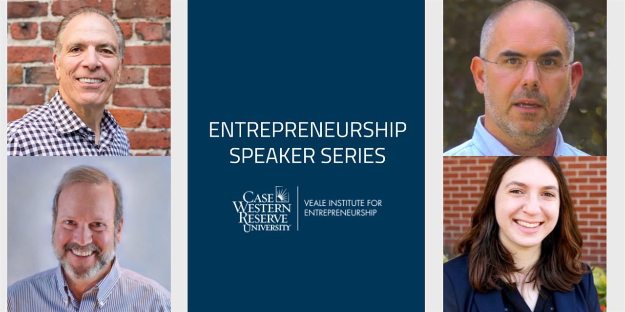The Entrepreneur's Journey: A Conversation with Ham Lord, Joe Mandato, & Christopher Mirabile Event Logo
