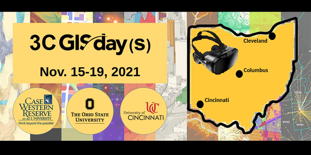 3C GIS Day Event Logo