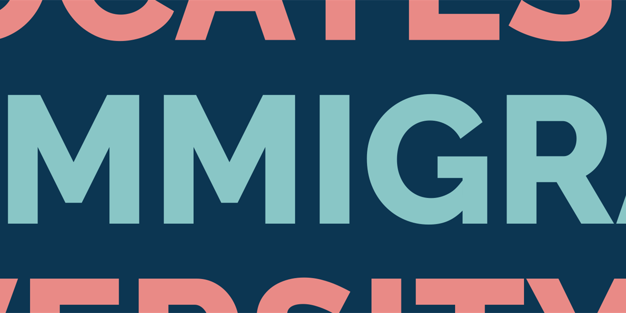 Borders Between Neighbors: A Conversation on Immigration Event Logo