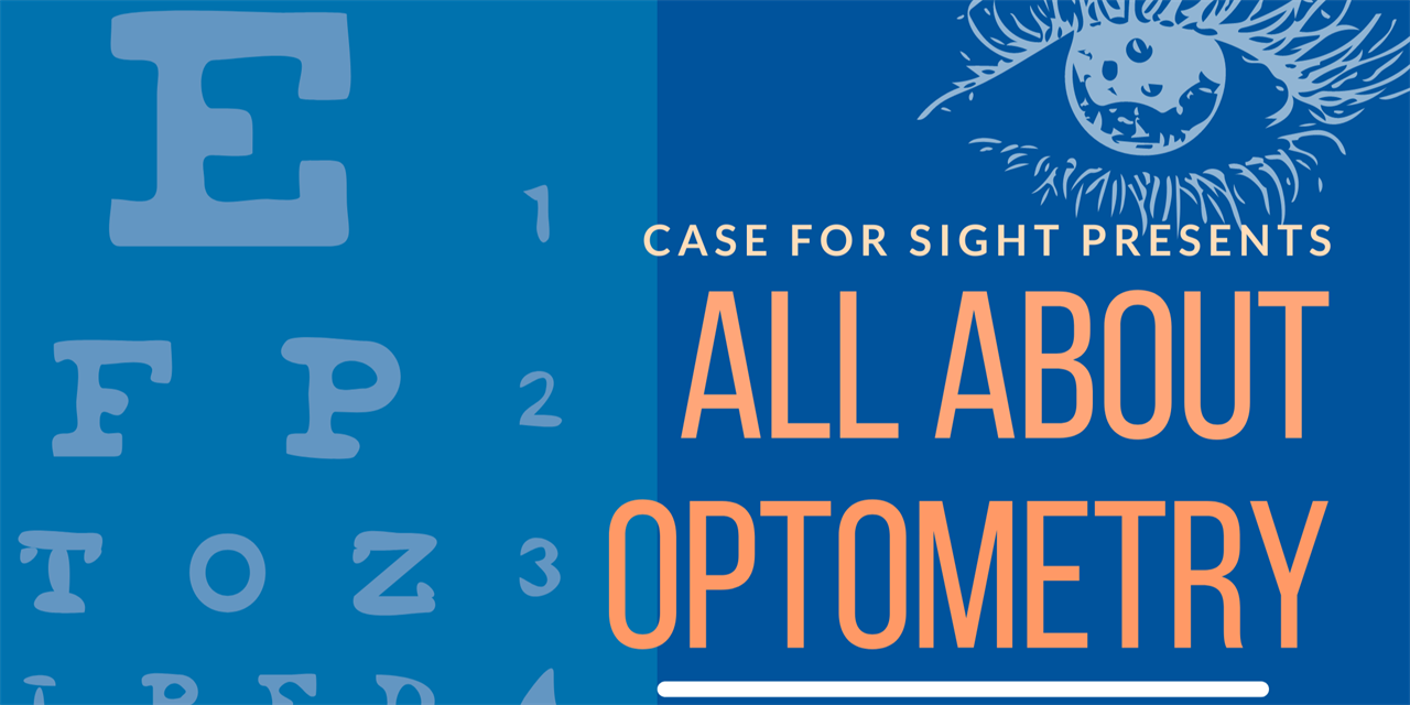 All About Optometry: Q&A with Pre-Optometry Advisor, Alexis Catanzarite Event Logo