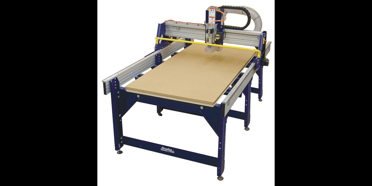 think[box] Fabrication Training - CNC Shopbot Event Logo