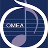 Ohio Collegiate Music Education Association's logo