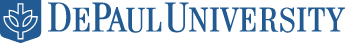 DePaul University Website Logo