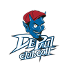 DePaul Club Golf's logo
