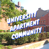 University Apartment Communities (UAC)'s logo