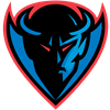 DePaul Men's Club Basketball's logo