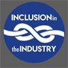 Inclusion in the Industry's logo