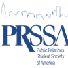DePaul Public Relations Student Society of America's logo