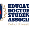 Education Doctoral Student Association's logo