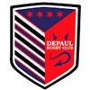 DePaul Women's Rugby Football Club's logo