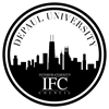 Interfraternity Council's logo