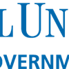 DePaul Student Government Association's logo