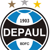 DePaul Men's Club Soccer 's logo