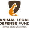 DePaul Animal Legal Defense Fund Student Chapter's logo