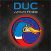 Mens Ultimate Frisbee Club's logo