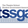 The Theatre School's Student Government Association's logo