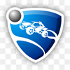 DePaul Rocket League's logo