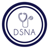 DePaul Student Nurses Association's logo