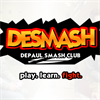 DeSmash - DePaul Smash Bros. Club's logo