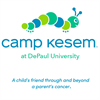 Camp Kesem at DePaul University's logo
