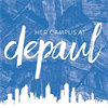 Her Campus at DePaul's logo