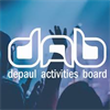 DePaul Activities Board's logo