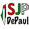 Students for Justice in Palestine 's logo