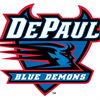 DePaul University Club Baseball's logo