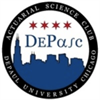 DePaul Actuarial Science Club's logo