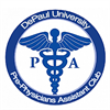 DePaul Pre-Physicians Assistant Club's logo