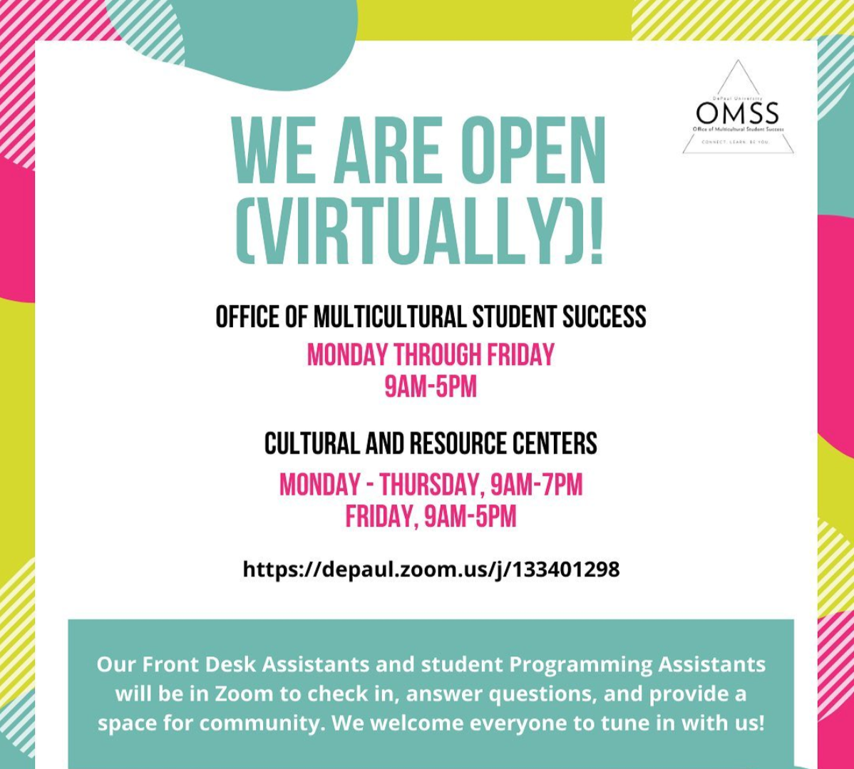 OMSS Virtual Office Hours