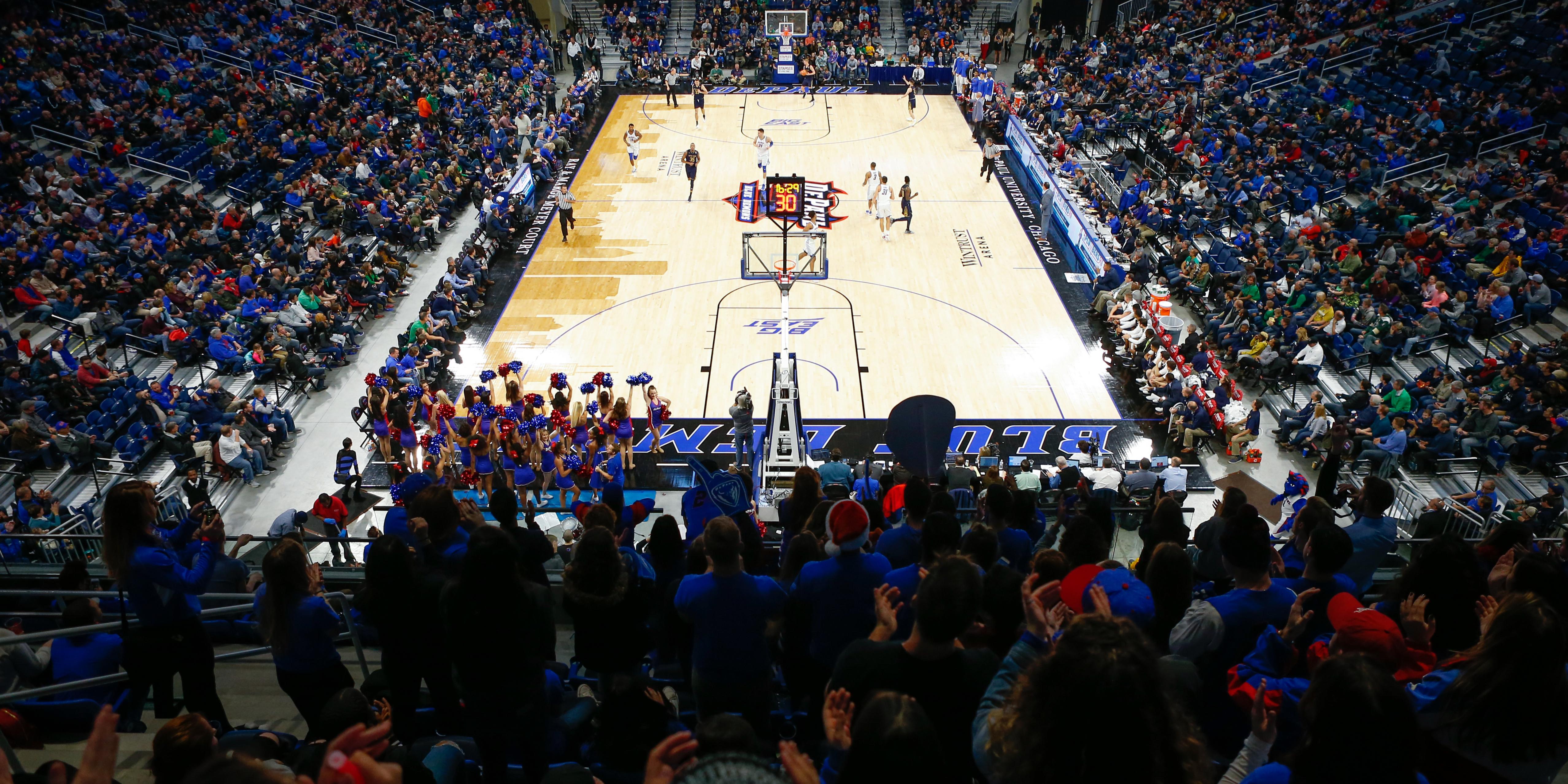 Men's Basketball vs Creighton