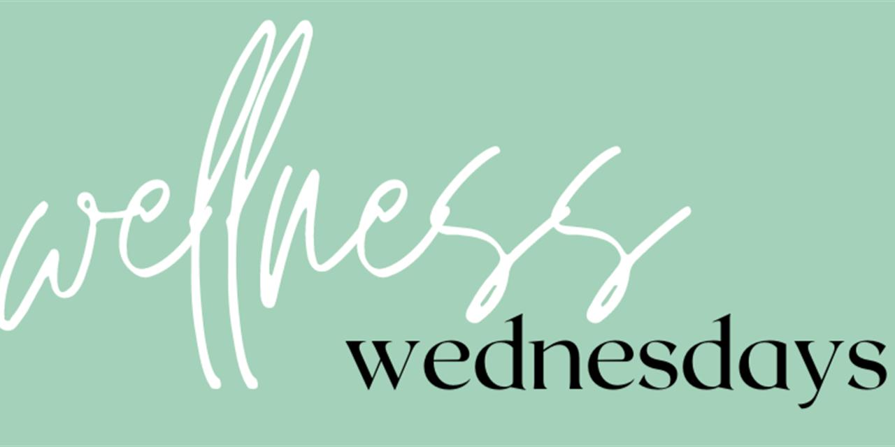 Wellness Wednesday Event Logo