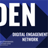 Digital Engagement Network's logo