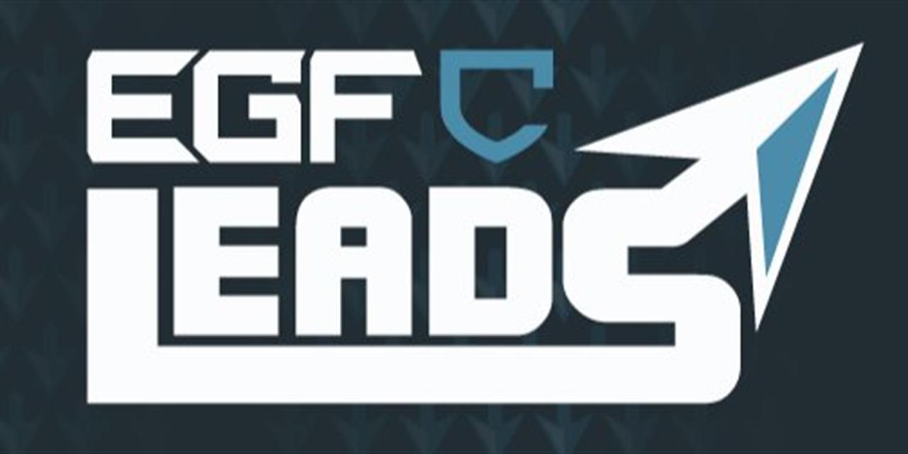 EGF Leads: Build a PC Demo Event Logo